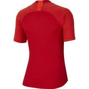 Dri-Fit Strike Kadın Kırmızı Futbol Tişört CN6886-657