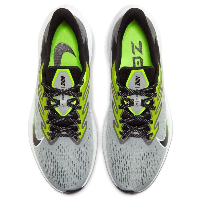 Zoom Winflo 7 Erkek Siyah Koşu Ayakkabısı Cj0291-002 1191564