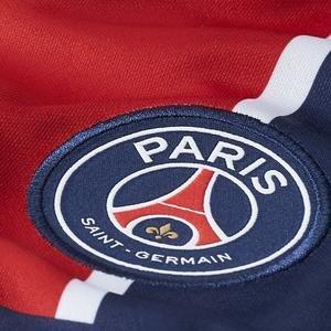 Paris Saint Germain Y Nk Brt Stad Jsy Ss Hm Unisex Mavi Futbol Tişört CD4508-411
