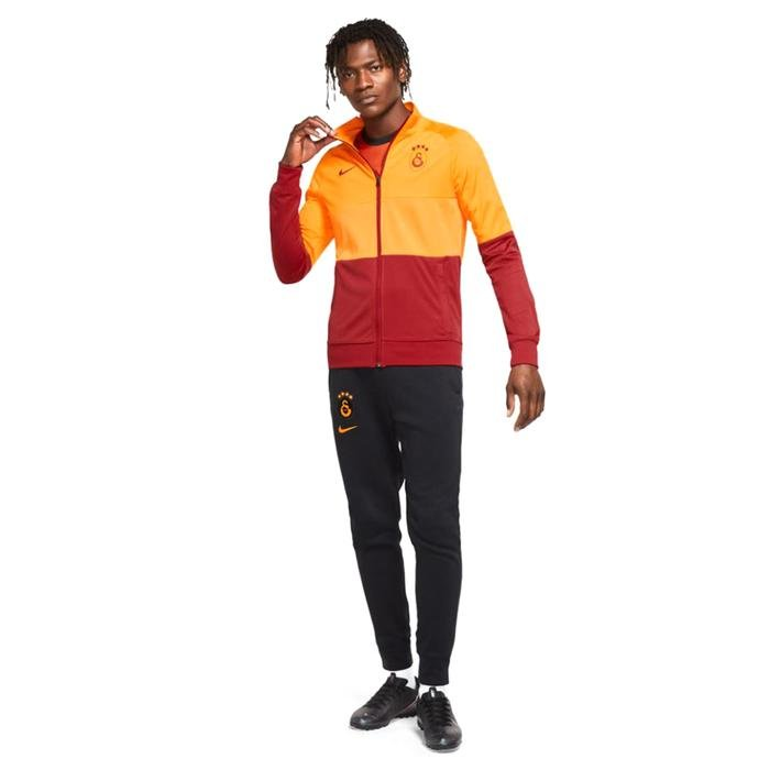 Galatasaray I96 Anthm Erkek Çok Renkli Futbol Ceket CI9262-836 1165298