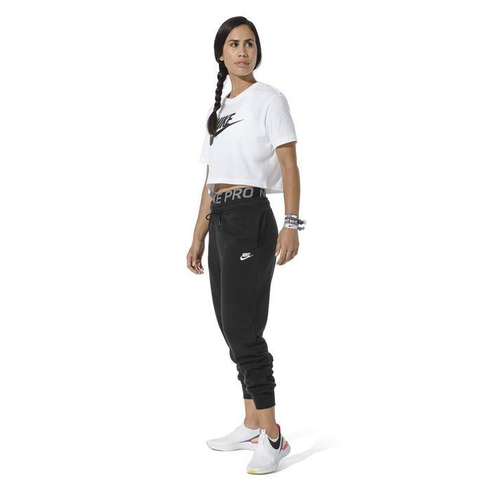 Sportswear Essential Kadın Beyaz Günlük Kısa Tişört BV6175-100 1173507