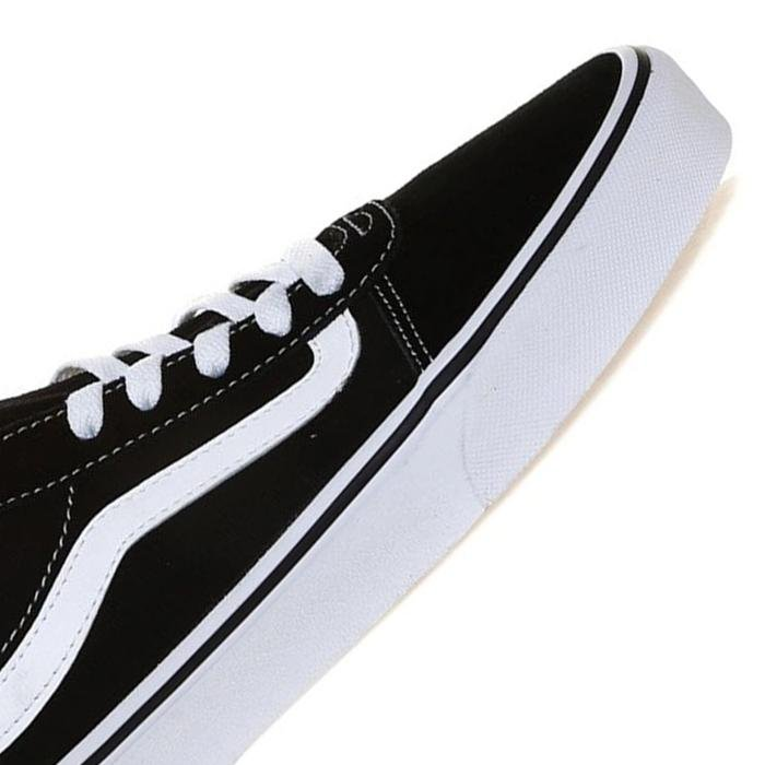 Ward Kadın Siyah Günlük Ayakkabı VN0A3IUNIJU1 1180405