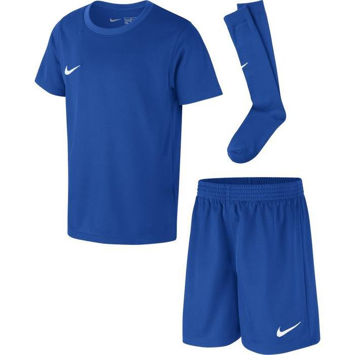 Dry Park20 Kit Set K Çocuk Mavi Futbol Forma Takımı CD2244-463 1191544