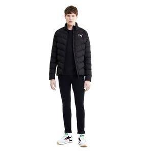 Warmcell Lightweight Jacket Erkek Siyah Günlük Mont 58216701