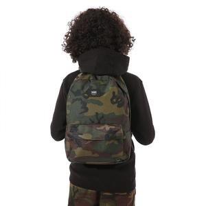 New Skool Backpack Boys Unisex Yeşil Spor Sırt Çantası VN0002TL97I1