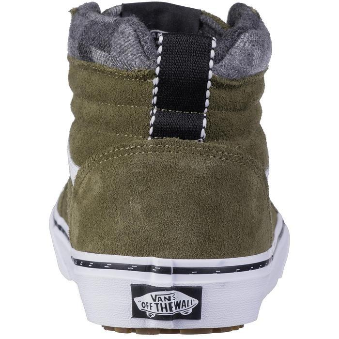 Ward Hi Mte Erkek Yeşil Günlük Ayakkabı VN0A3JET15W1 1215794