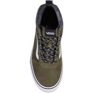 Ward Hi Mte Erkek Yeşil Günlük Ayakkabı VN0A3JET15W1