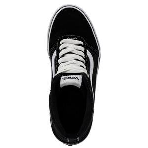 Ward Hi Erkek Siyah Günlük Ayakkabı VN0A36ENC4R1