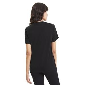 Classics Logo Tee Kadın Siyah Günlük Tişört 59551491