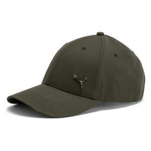 Metal Cat Cap Unisex Haki Günlük Şapka 02126911