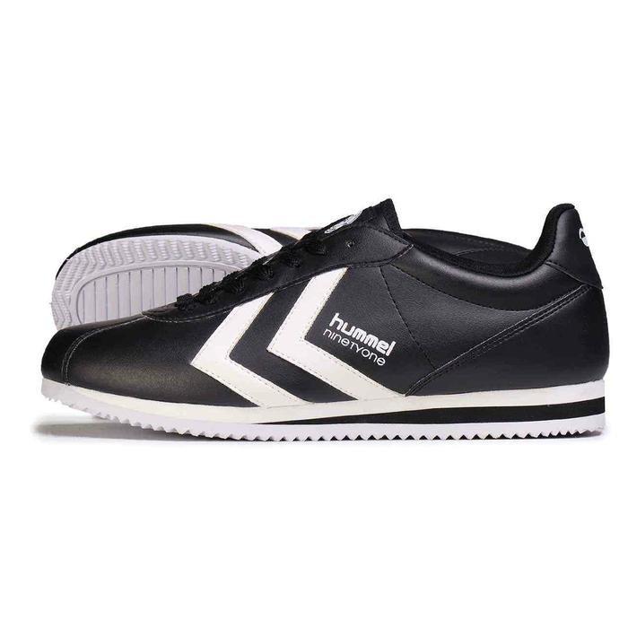 Ninetyone Unisex Siyah Günlük Ayakkabı 208687-2001 1225875