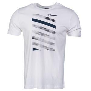 Broager Erkek Beyaz Günlük Tişört 911176-9973