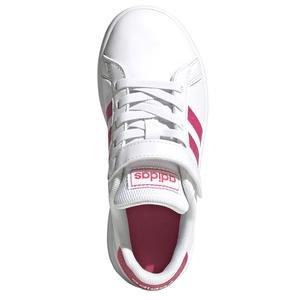 Grand Court C Unisex Beyaz Günlük Ayakkabı EG3811