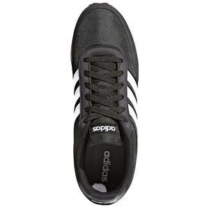 V Racer 2.0 Erkek Siyah Koşu Ayakkabısı BC0106