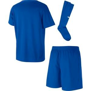 Dry Park Kit Set K Çocuk Mavi Futbol Eşofman Takımı AH5487-463