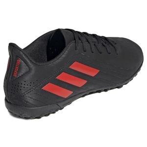 Conquisto III Tf Erkek Siyah Halı Saha Ayakkabısı FV7914