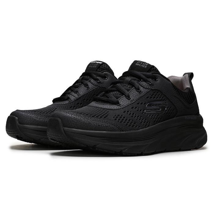 D Lux Walker Erkek Siyah Günlük Ayakkabı 232044 BBK 1220440