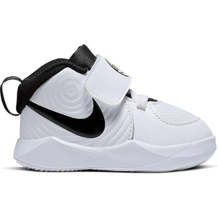 Team Hustle D 9 Td Unisex Beyaz Basketbol Ayakkabısı AQ4226-100 1125416