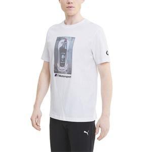 Bmw Mms Graphic Erkek Beyaz Günlük Tişört 59800702