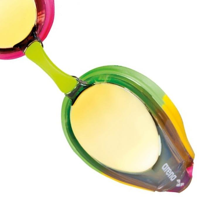 Tracks Jr Mirror Unisex Yeşil Yüzücü Gözlüğü 1E560896 1015596