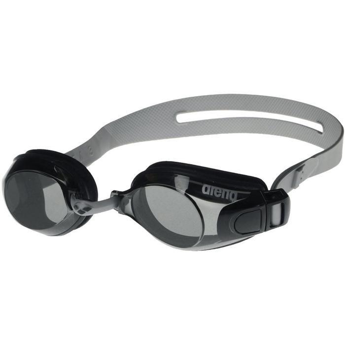 Zoom X-Fit Unisex Siyah Yüzücü Gözlüğü 9240455 241183