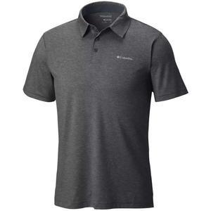 Tech Trail Erkek Siyah Outdoor Polo Tişört AO2933-003