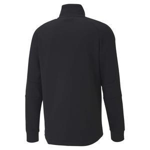 Evostripe Track Erkek Siyah Günlük Sweatshirt 58346601