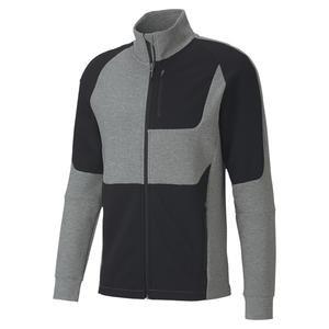 Evostripe Track Erkek Gri Günlük Sweatshirt 58346603