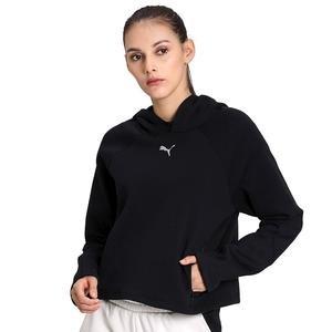 Evostripe Kadın Siyah Günlük Sweatshirt 58353101