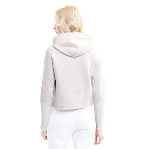 Evostripe Kadın Beyaz Günlük Sweatshirt 58353119