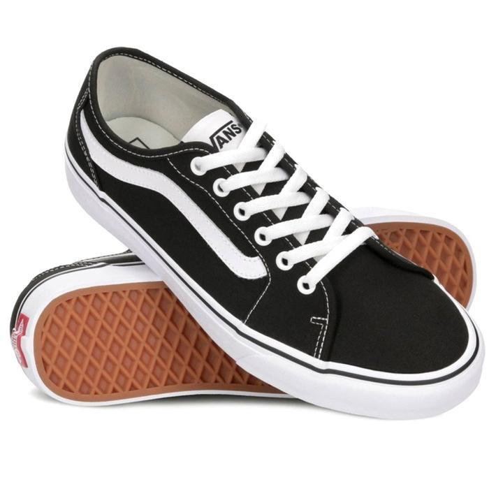 Filmore Decon Erkek Siyah Günlük Ayakkabı VN0A3WKZ1871 1215754