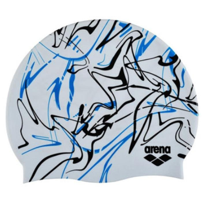 Print 2 Unisex Çok Renkli Yüzücü Bone 1E368240 1147089