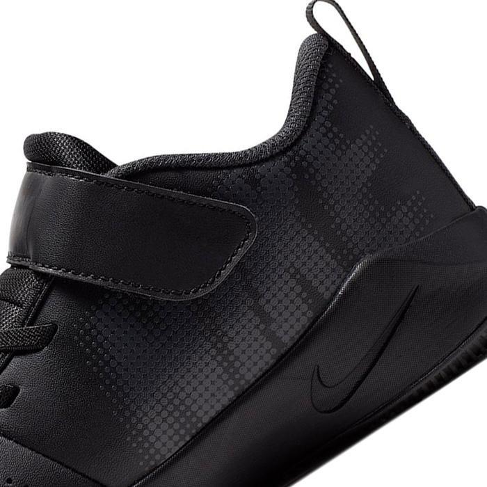 Team Hustle Quick 2 (Ps) Çocuk Siyah/Gri/Gümüş Basketbol Ayakkabısı AT5299-001 1091053