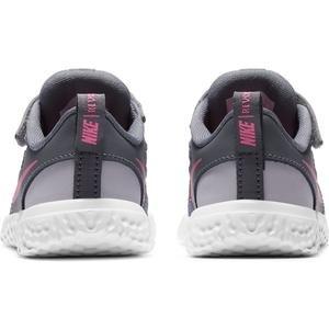Revolution 5 Unisex Gri Koşu Ayakkabısı BQ5673-015