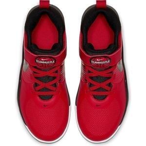 Team Hustle D 9 Unisex Kırmızı Basketbol Ayakkabısı AQ4225-600
