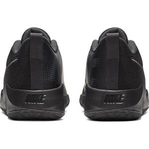 Team Hustle Quick 2 (Gs) Çocuk Siyah/Gri/Gümüş Basketbol Ayakkabısı AT5298-001