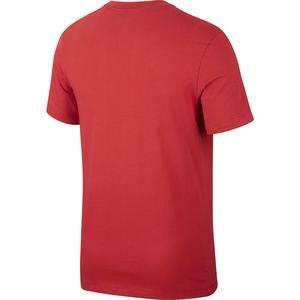 Galatasaray Tr Ground Erkek Kırmızı Futbol Tişört CD0404-628