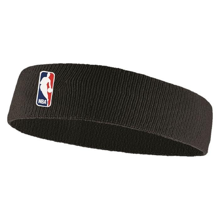 Nba Unisex Siyah Basketbol Kafa Koruma Bandı N.KN.02.001.OS 1092707