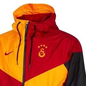 Galatasaray Wr Wvn Aut Erkek Sarı Kırmızı Futbol Ceket CI9263-836