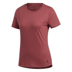 Prime Tee Kadın Kırmızı Antrenman Tişört GC7741