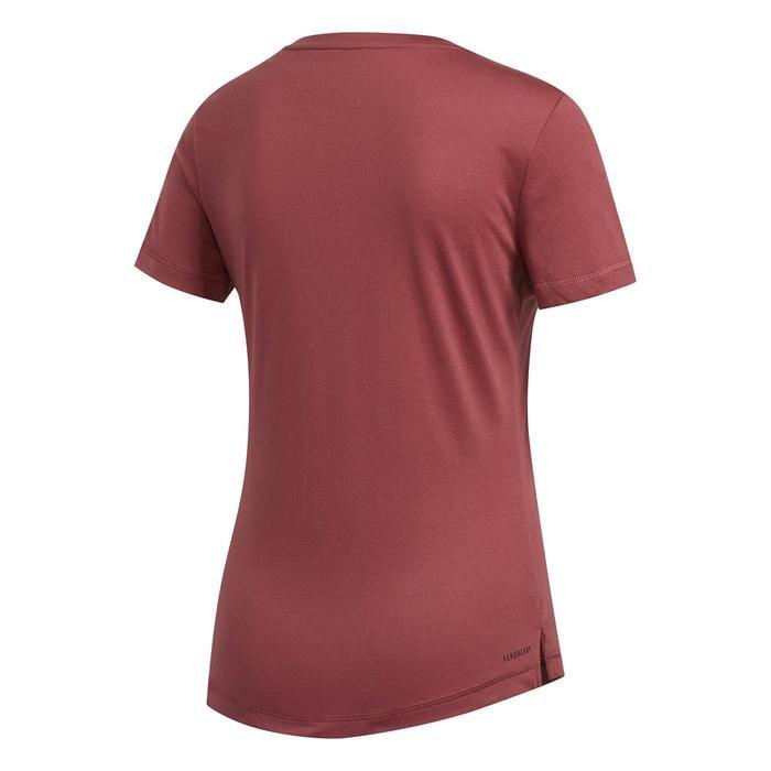 Prime Tee Kadın Kırmızı Antrenman Tişört GC7741 1223898