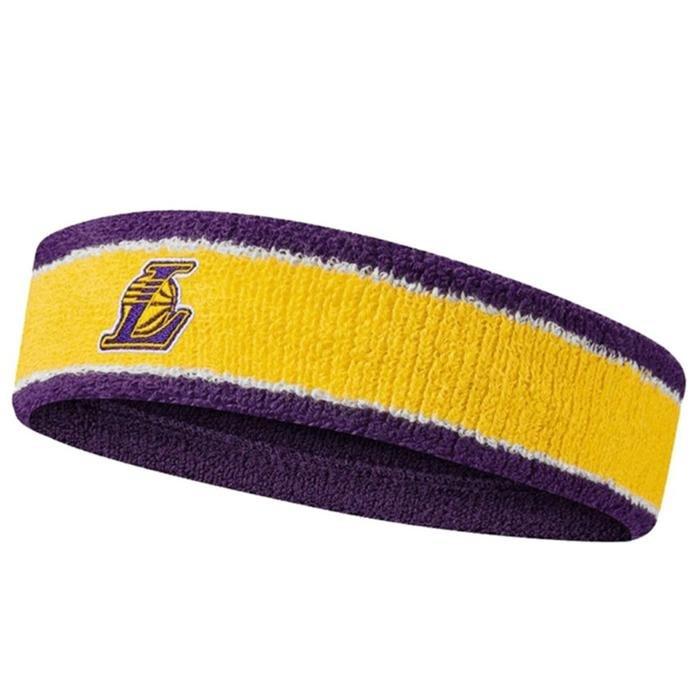 NBA Los Angeles Lakers Amarillo Kafa Bandı N.100.0535.747.OS 1136929