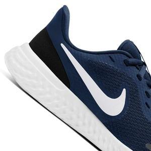 Revolution 5 (Gs) Unisex Mavi Koşu Ayakkabısı BQ5671-402