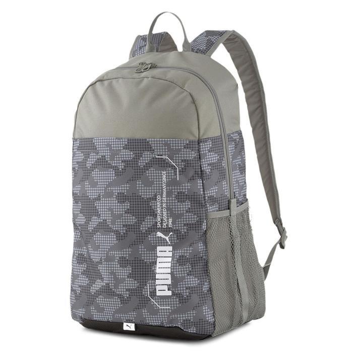 Style Backpack Unisex Gri Günlük Stil Sırt Çantası 07670308 1160499