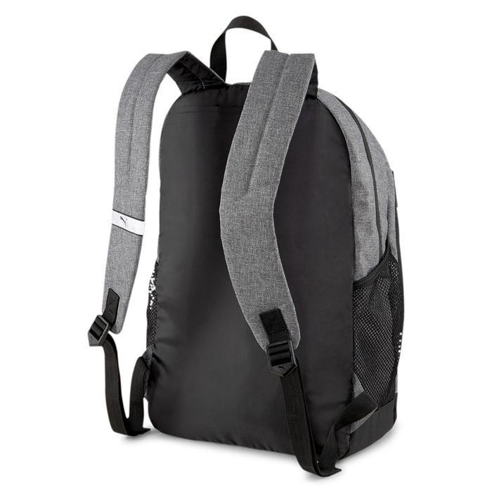 Buzz Backpack Unisex Gri Günlük Stil Sırt Çantası 07358140 1160483