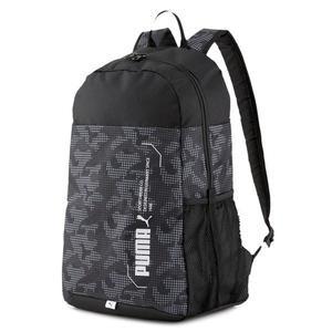 Style Backpack Unisex Siyah Günlük Stil Sırt Çantası 07670306