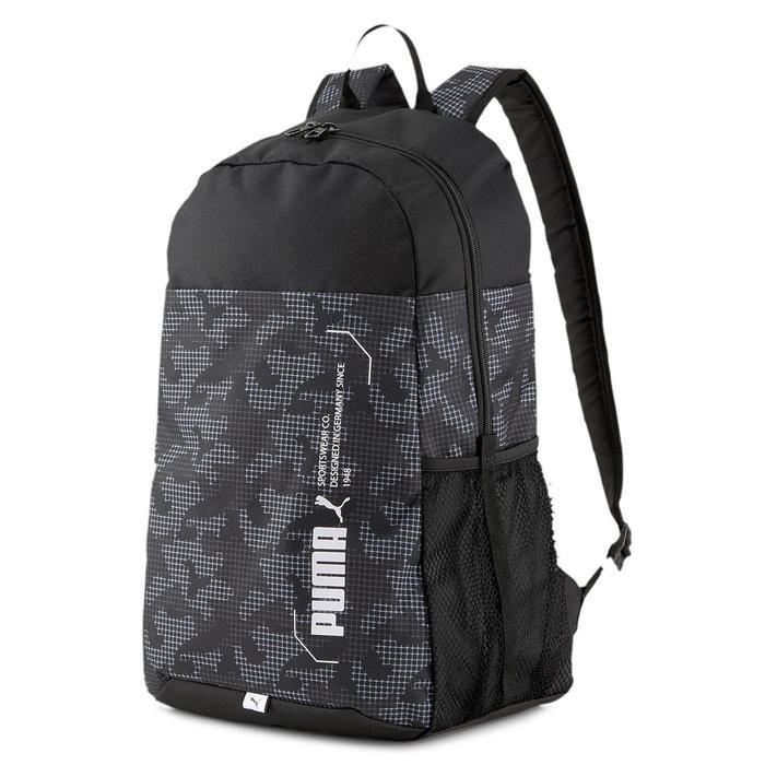 Style Backpack Unisex Siyah Günlük Stil Sırt Çantası 07670306 1160497