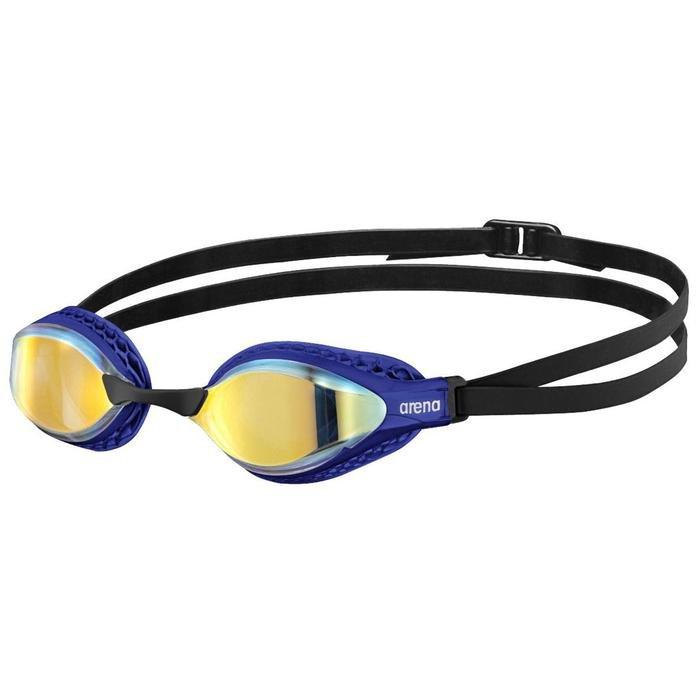 Air-Speed Mirror Unisex Mavi Yüzücü Gözlüğü 003151203 1145514