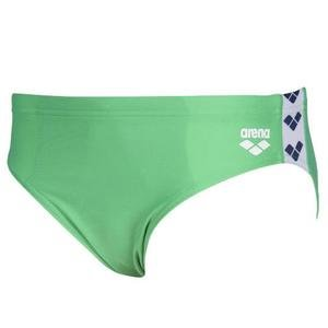 B Team Fit Jr Brief Çocuk Yeşil Yüzücü Mayo 002312670