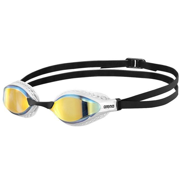 Air-Speed Mirror Unisex Beyaz Yüzücü Gözlüğü 003151202 1158692